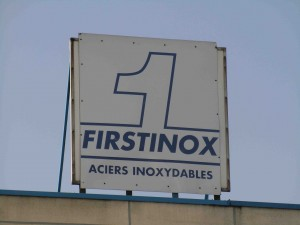 Usine firstinox